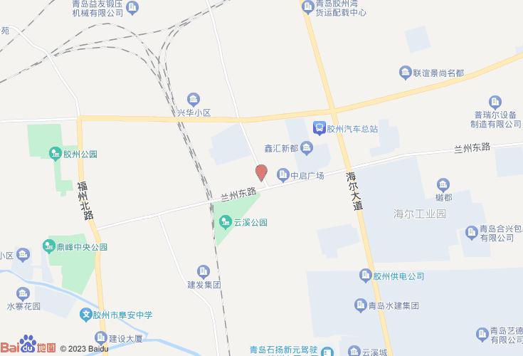 青岛枫情小镇