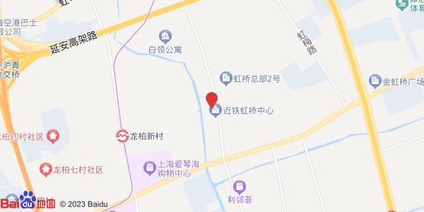 距虹桥火车站车行10公里