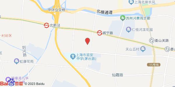距虹桥火车站车行11公里