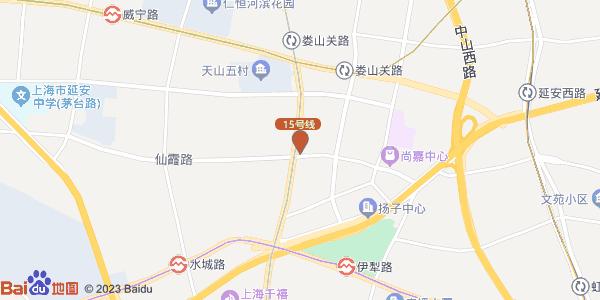 距虹桥火车站车行12公里