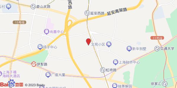 距虹桥火车站车行14公里