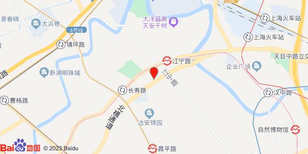 陕西北路1388号 [查看地图