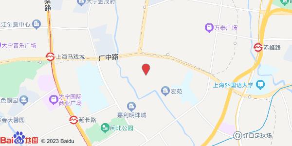 距南北高架广中路