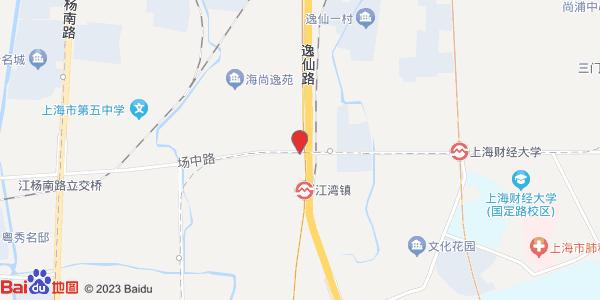距虹桥国际机场车行22公里