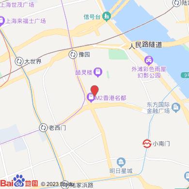 上海黄浦上海老西门地铁站旅游住宿