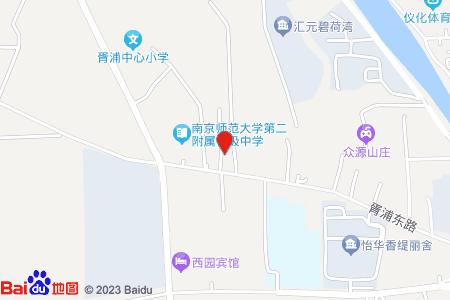 瑞元新村地圖信息