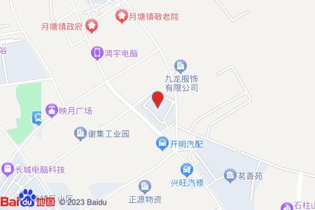石柱山庄地图信息