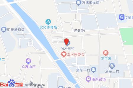 沿河三村地图信息
