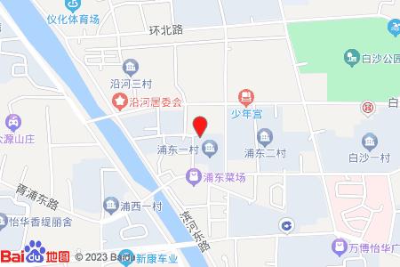 浦东一村地图信息