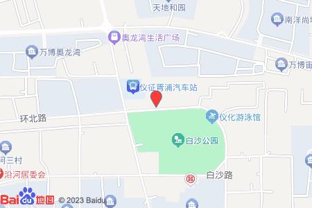东山一村地图信息