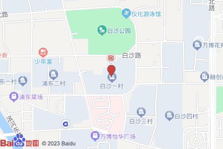 白沙一村地图信息
