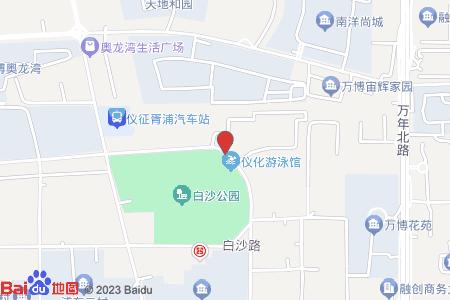 东山二村地图信息
