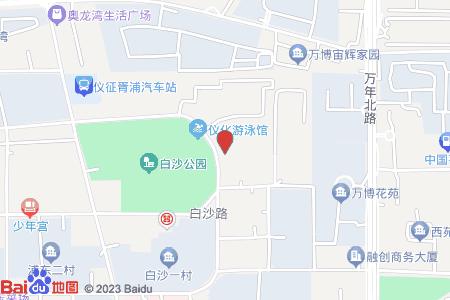 东山三村地图信息