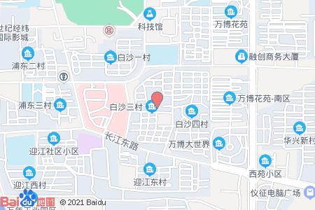 白沙三村地图信息