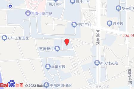 万年新村地图信息