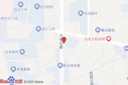 新天地花苑地圖信息