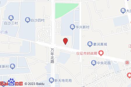 仪征丹桂园地图信息