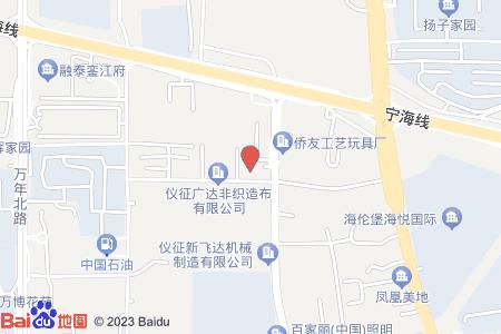 正源馨苑地图信息