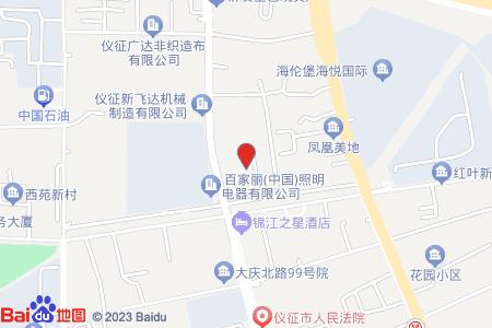 北山花苑地图信息