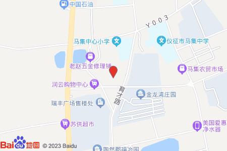 玺名花园地图信息