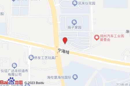 宇斯浦花园地图信息