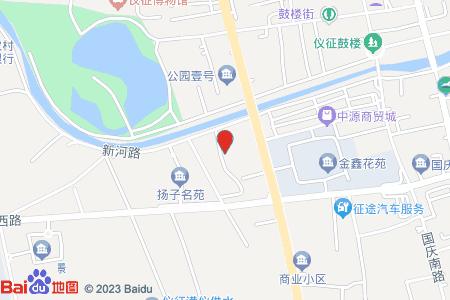 新河花园地图信息