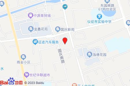 仓桥花苑地图信息