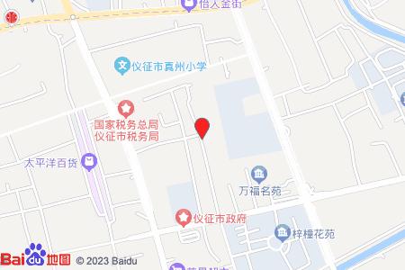 资福大院地图信息