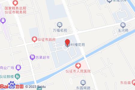 梓橦花苑地图信息