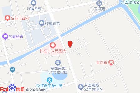 文丰苑地图信息