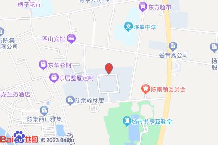西山佳苑地圖信息