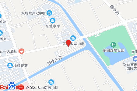 玉河苑地图信息
