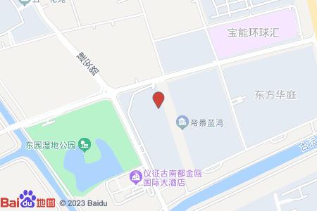 东亚御景湾地图信息