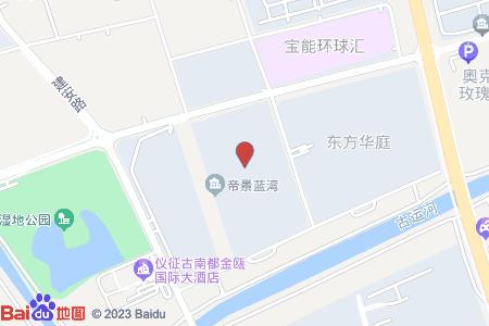 仪征帝景蓝湾地图信息