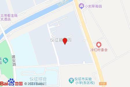 仪征碧桂园地图信息