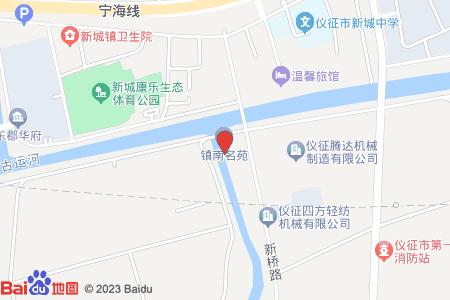 镇南名苑地图信息