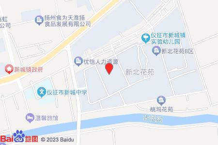 新北花苑地图信息