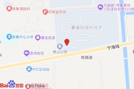 豪第坊地图信息