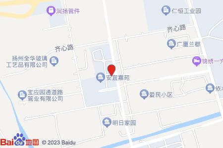安宜嘉苑地图信息