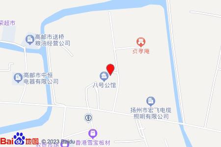 八号公馆地图信息