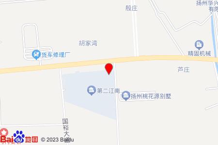 第二江南地图信息