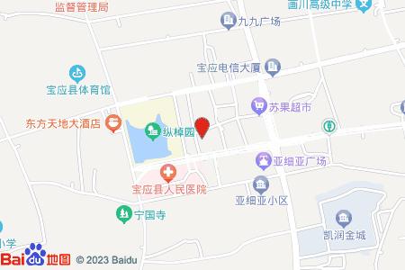 正大小区地图信息