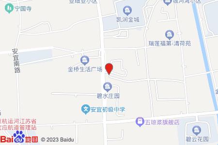 翡翠嘉苑地圖信息
