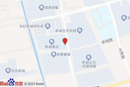 新城壹品地图信息