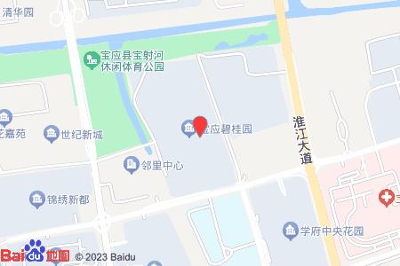 宝应碧桂园地图信息