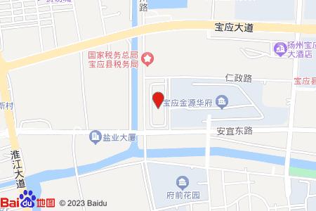 七里小区地图信息