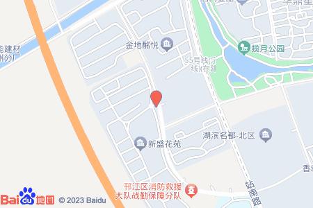 新盛花苑地图信息