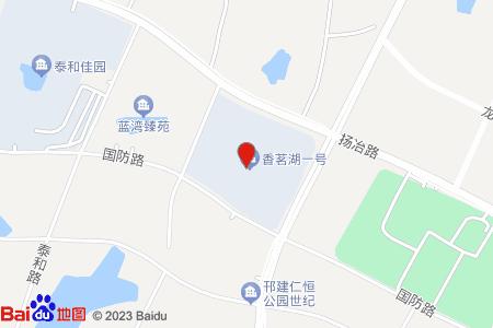 香茗湖1号地图信息