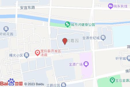 府前嘉園地圖信息