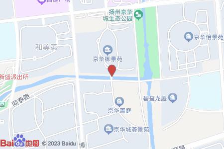 京华城御景苑地图信息